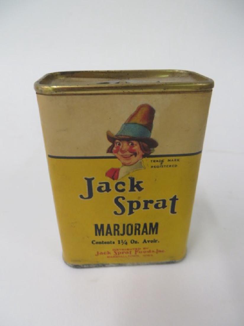 Jack Sprat Marjoram Tin