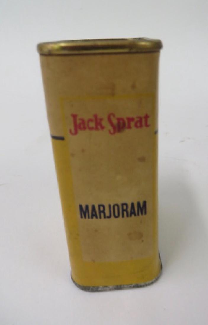 Jack Sprat Marjoram Tin - 2