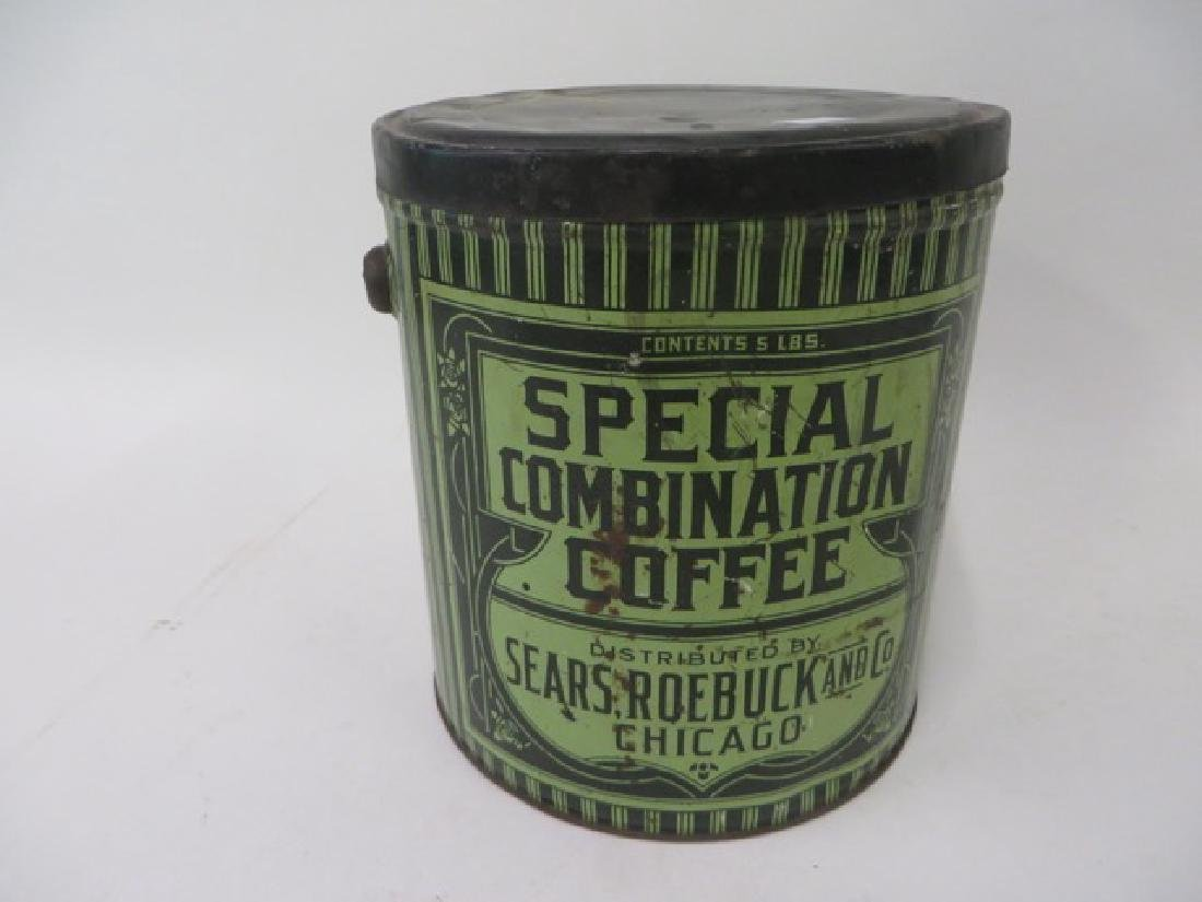 Sears Roebuck Special Combination Coffee Tin