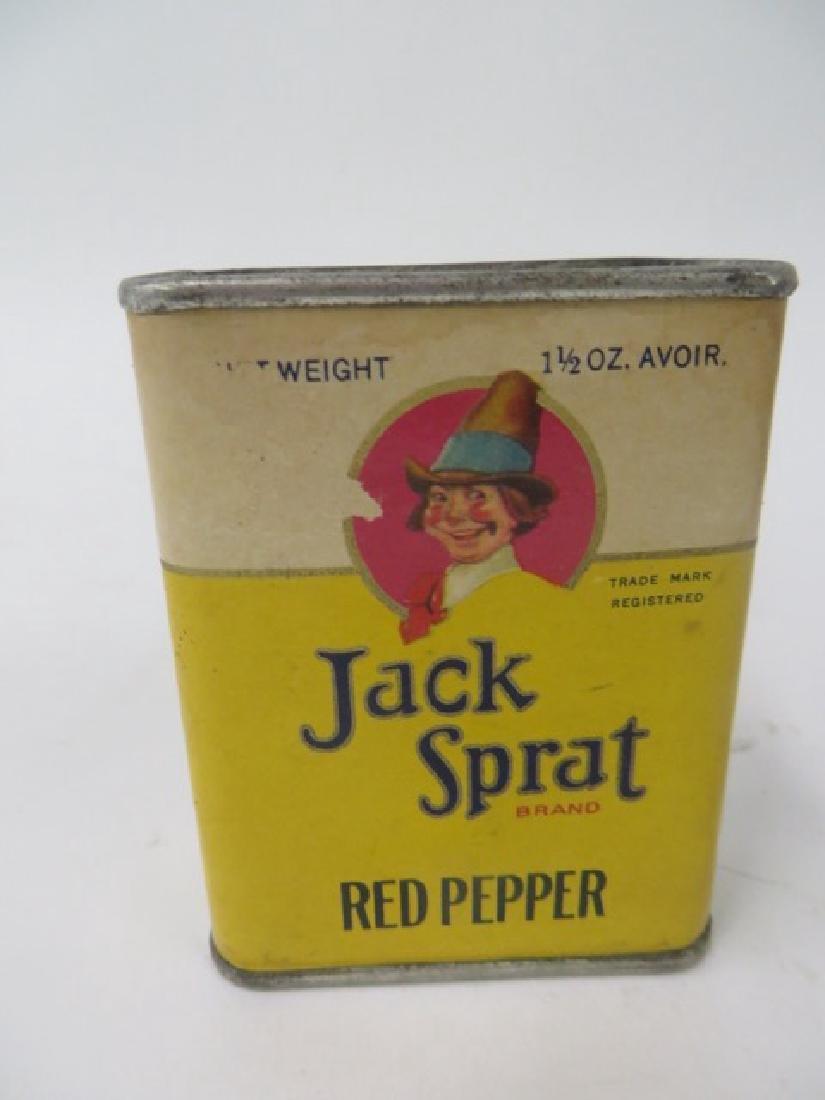 Jack Sprat Red Pepper Tin