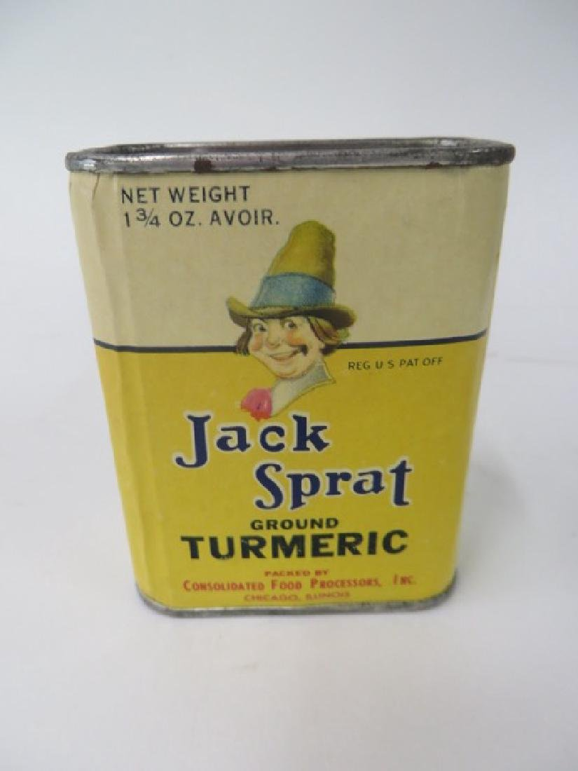 Jack Sprat Ground Tumeric Tin