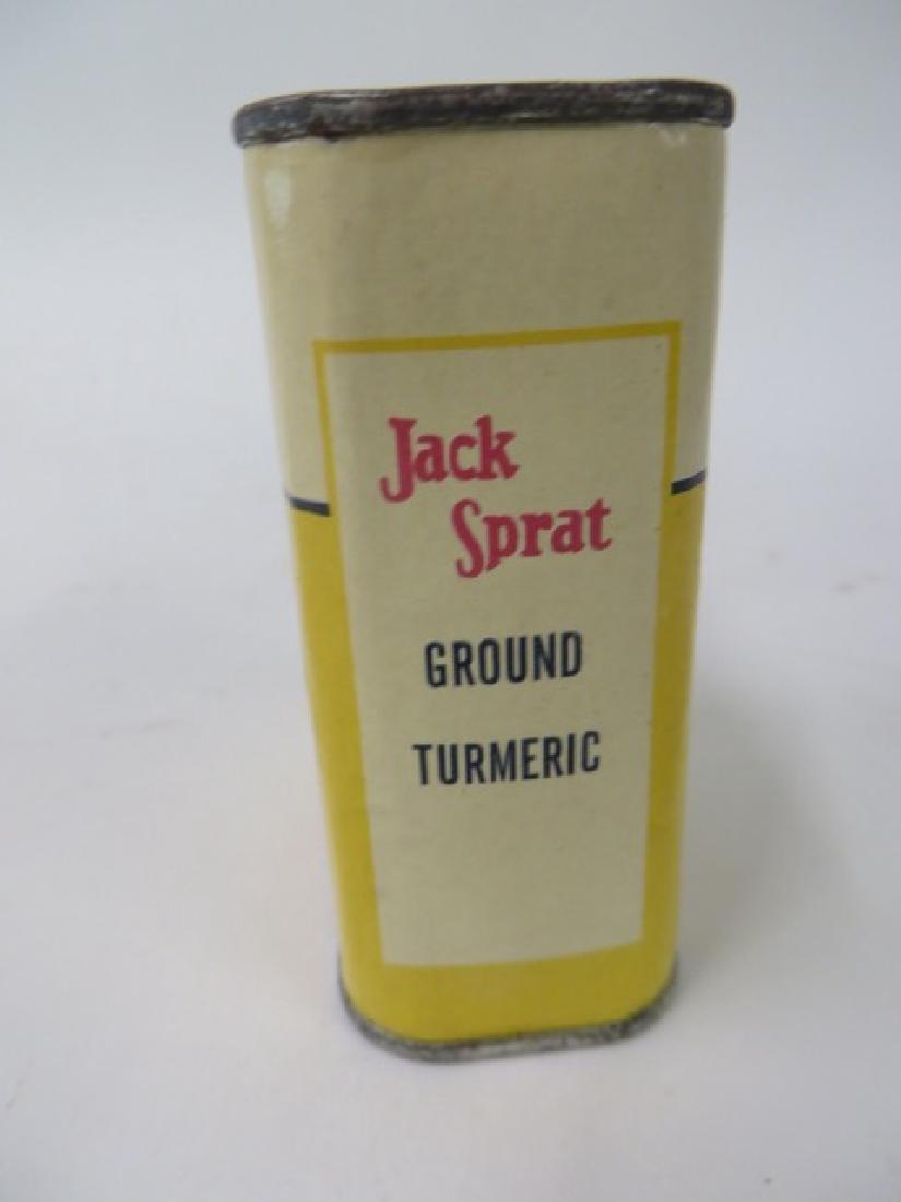 Jack Sprat Ground Tumeric Tin - 2