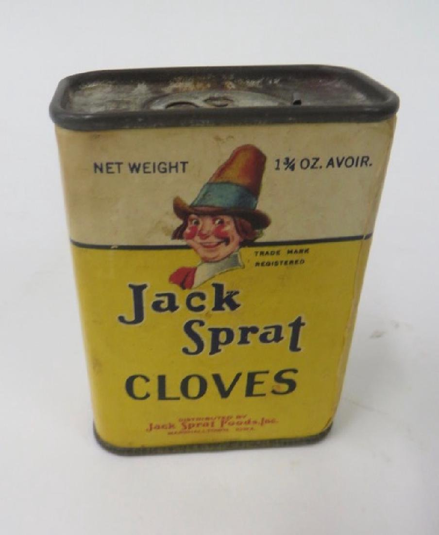 Jack Sprat Cloves Tin