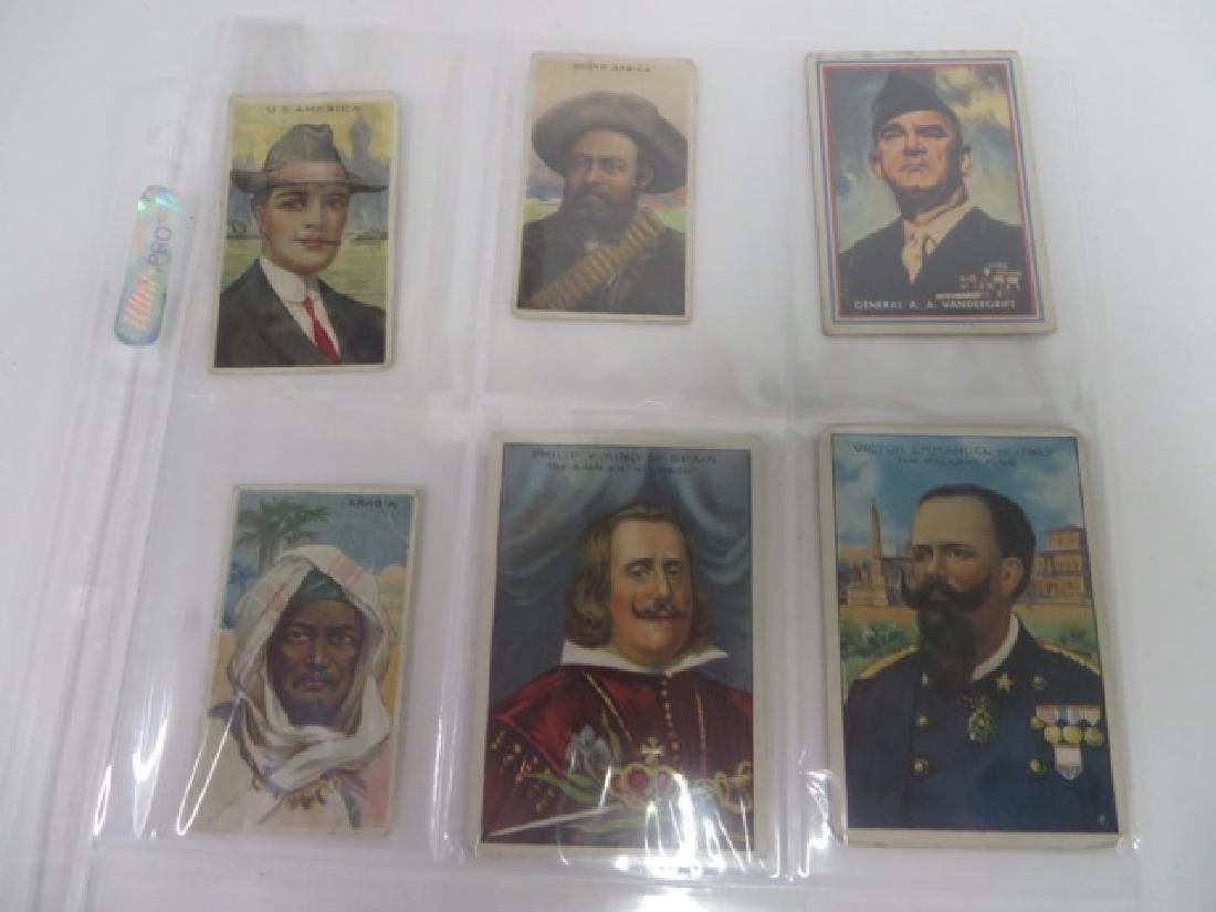 Royal Bengals Jack Rose  Cigar Cards (6)