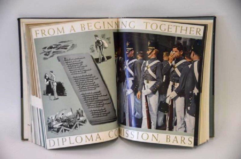 Doc Blanchard Glenn Davis Yearbook - 3