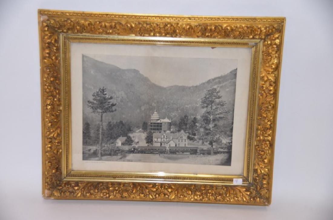 Western  Photograph. Cascade Canon