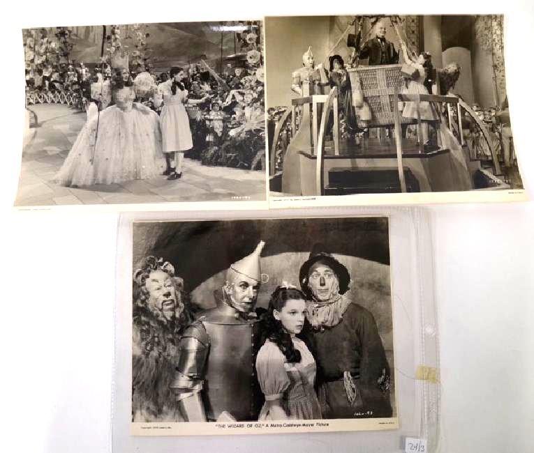 Wizard of Oz Photographs (3)
