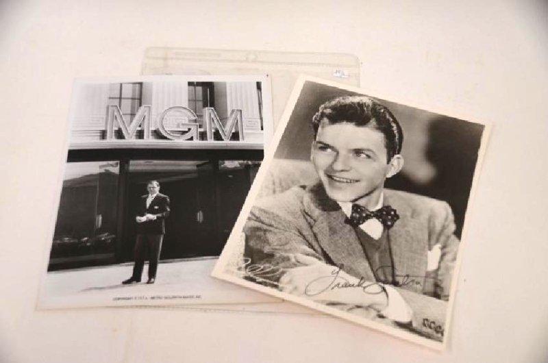 Frank Sinatra Photographs (2)
