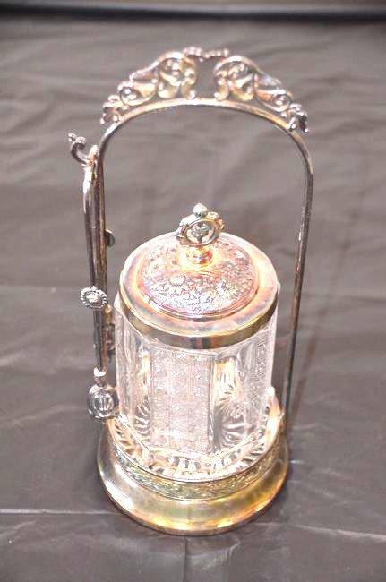American Victorian Castor Meriden  & Co.