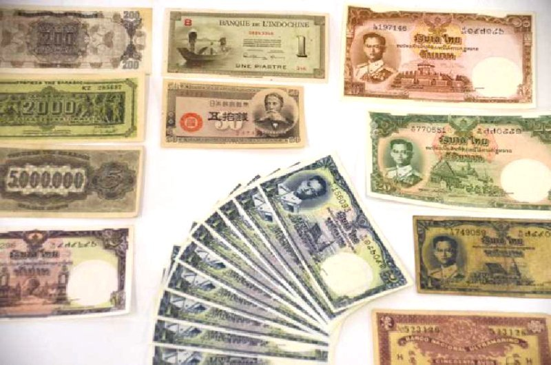 Estate Paper Currency Lot (20)) - 2
