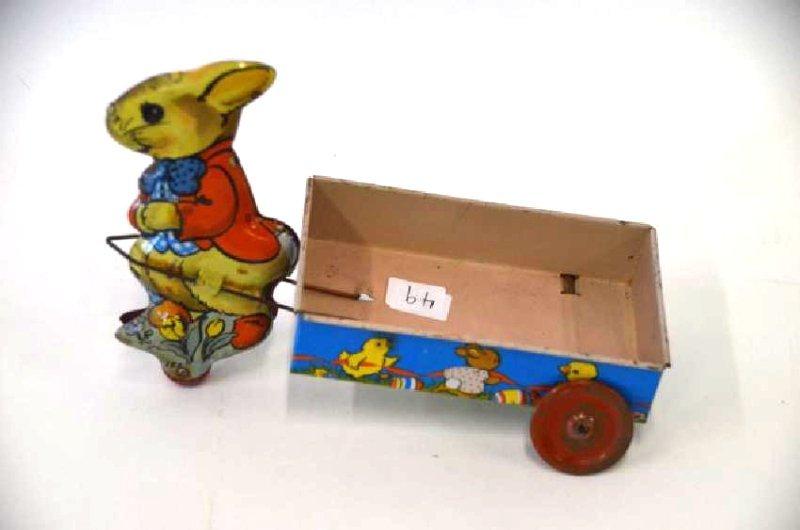 Ohio Art Co. Tin Toy