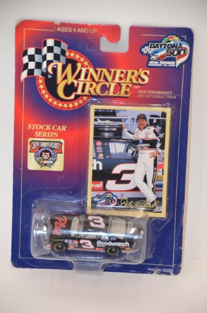 Sgd. Dale Earnhardt Stock Car Toy