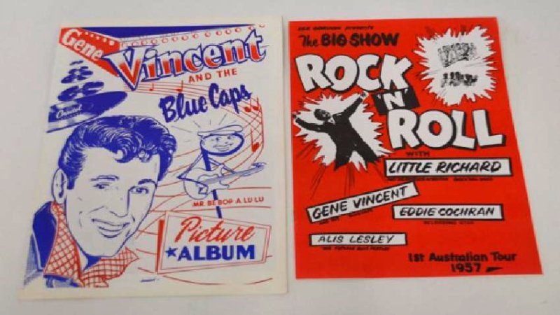 Gene Vincent Photo Album (2)