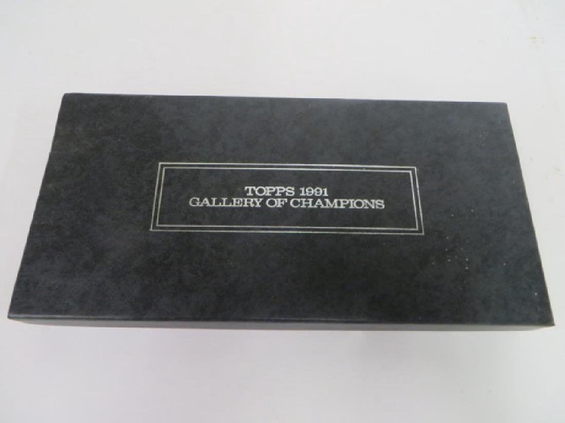 Topps Gallery of Champions Coll. COA - 4