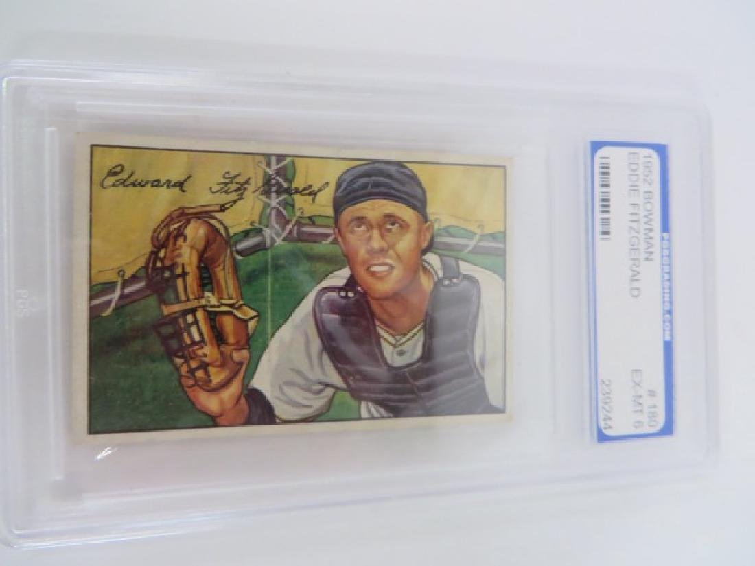 Topps Gallery of Champions Coll. COA - 7