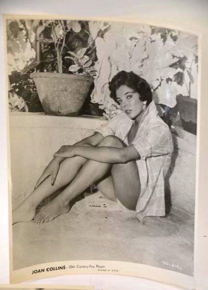 Joan Collins Publicity Photographs (3) - 2