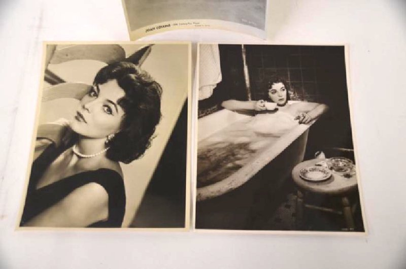 Joan Collins Publicity Photographs (3) - 3