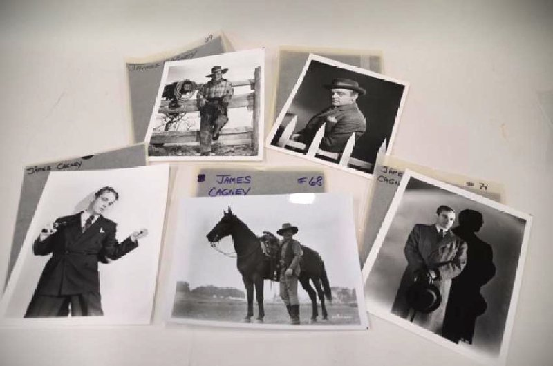James Cagney Negatives & Photographs