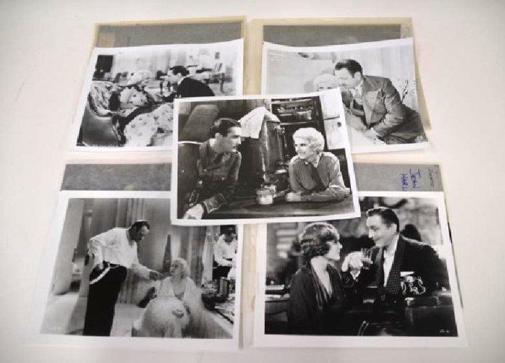 Jean Harlow Negatives & Photographs (9)