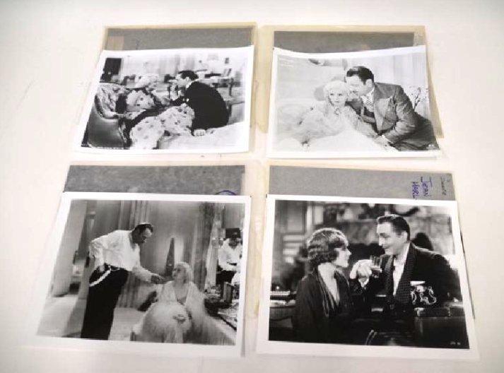 Jean Harlow Negatives & Photographs (9) - 2