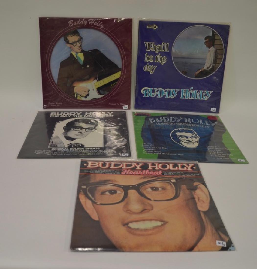 Buddy Holly Records (5)