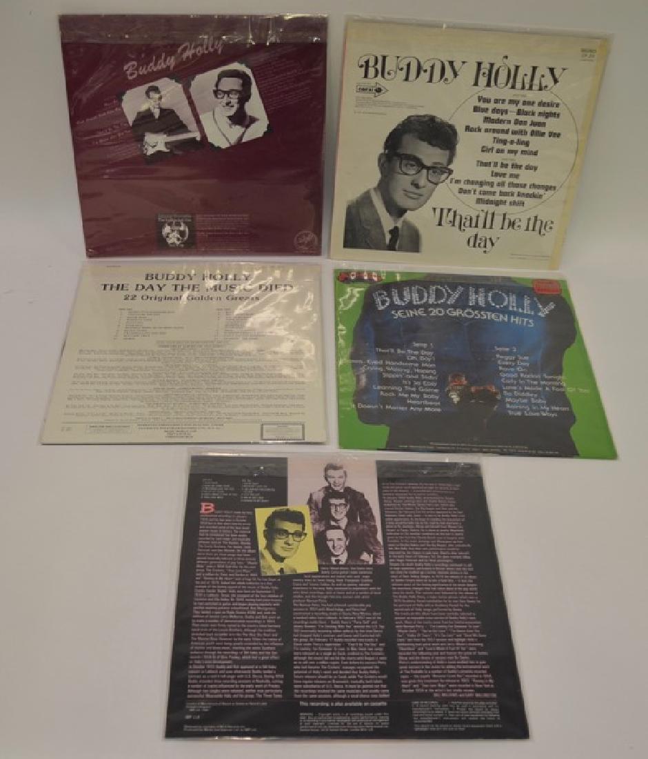 Buddy Holly Records (5) - 2