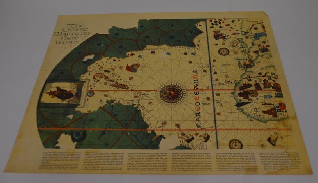 World and Tartary Maps - 6