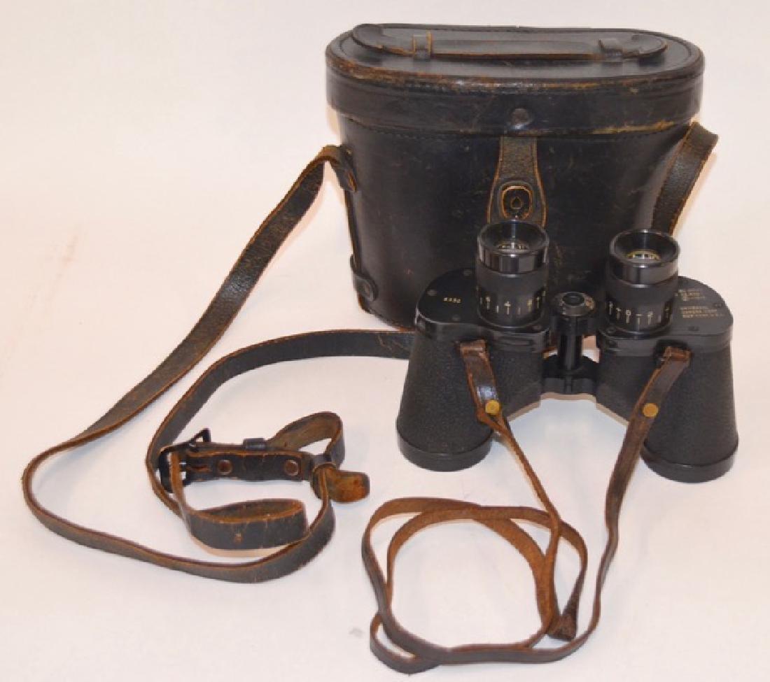 U. S. Navy Binoculars Vintage - 2