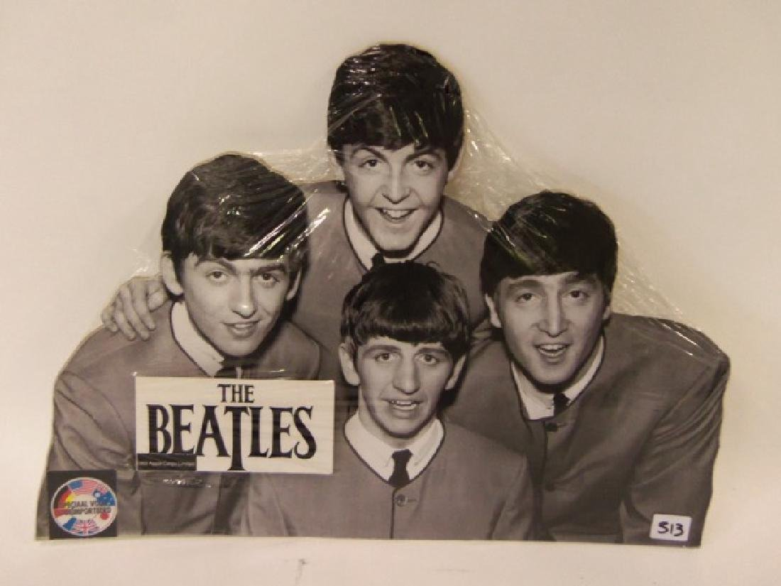 Beatles Die Cut