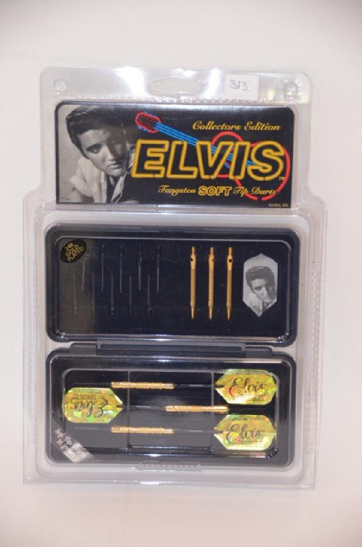 Elvis Ltd. Ed. Tungsten Soft Tip Darts