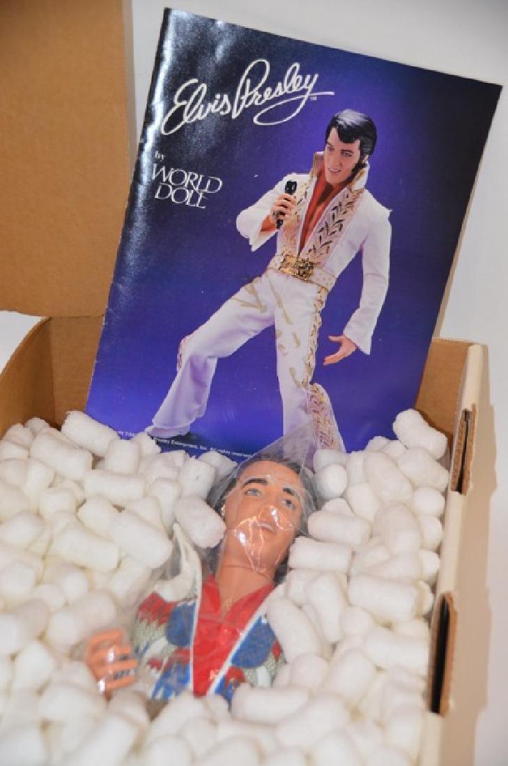 Elvis Presley World Doll