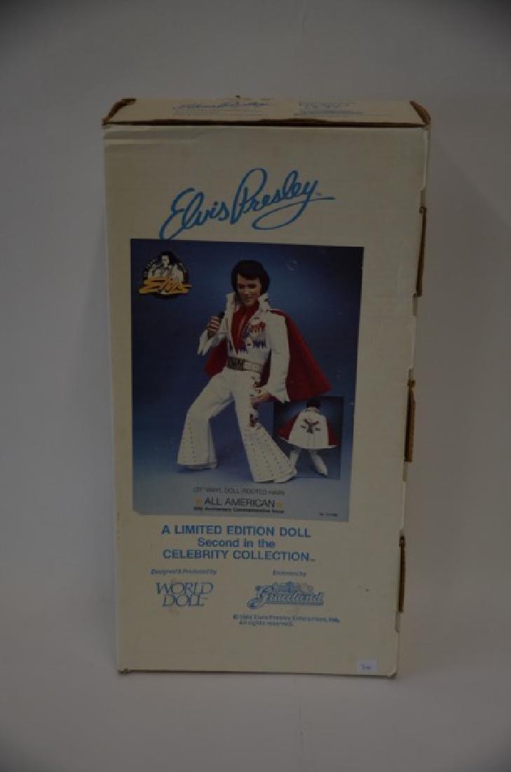 Elvis Presley World Doll - 2