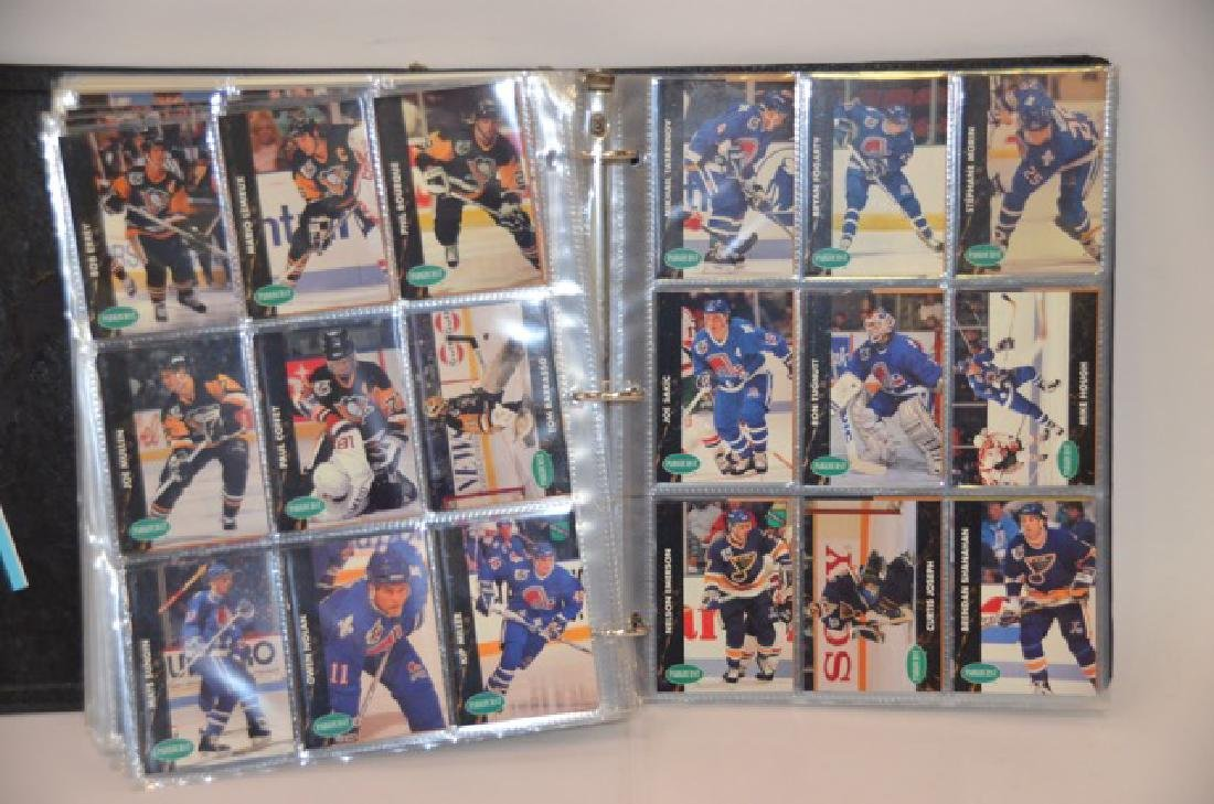 NFL Pinnacle & NHL Parkhurst Cards (650) - 4