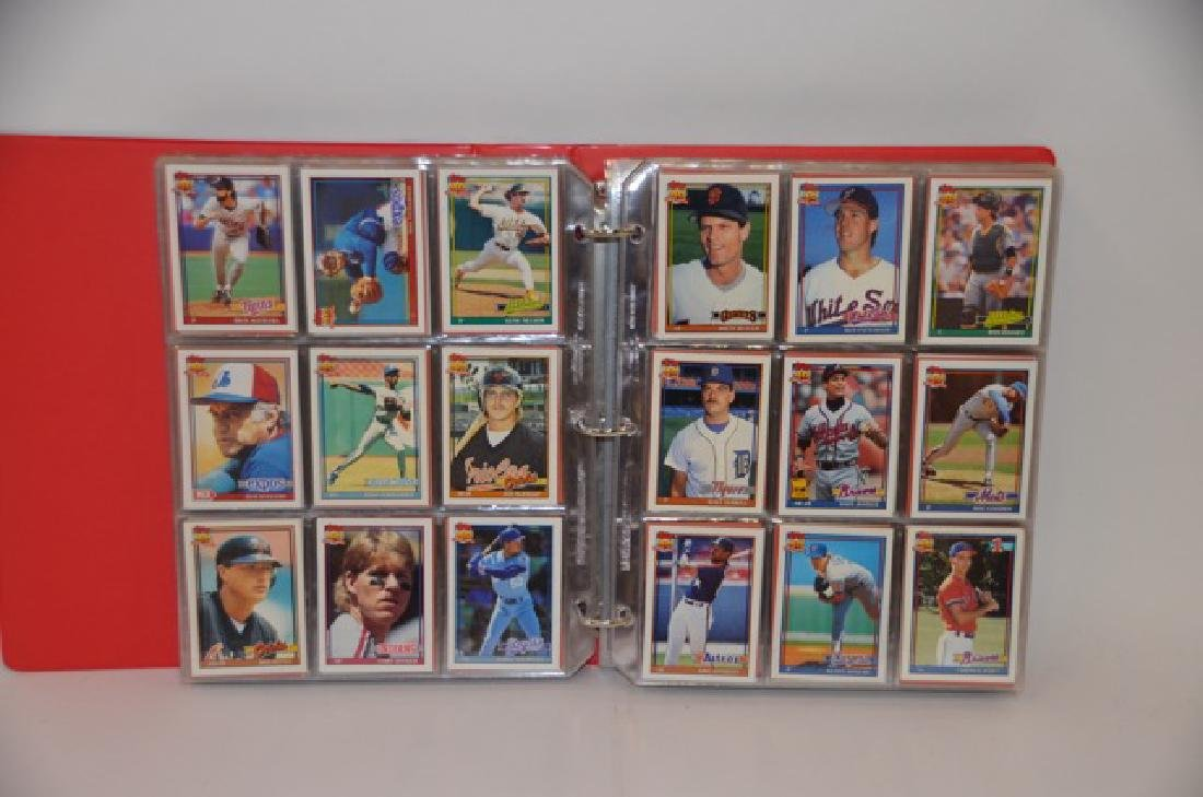 Topps 40 Years of Trading Cards Binder(900) - 3