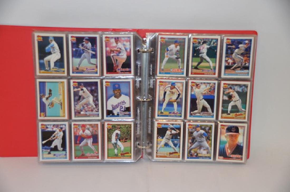 Topps 40 Years of Trading Cards Binder(900) - 5