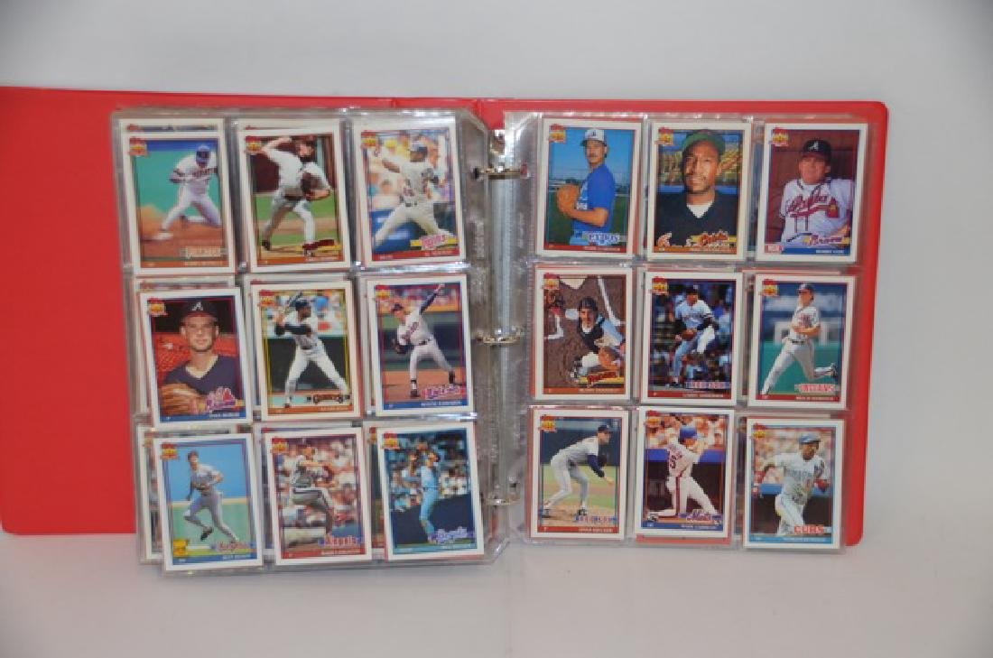 Topps 40 Years of Trading Cards Binder(900) - 6