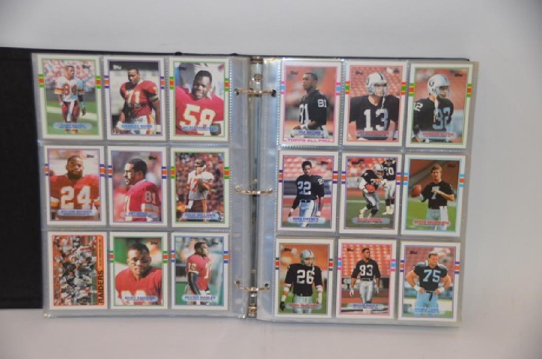 Topps NFL All Pro Super Rookies Binder(700)