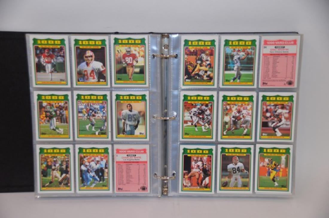 Topps NFL All Pro Super Rookies Binder(700) - 2