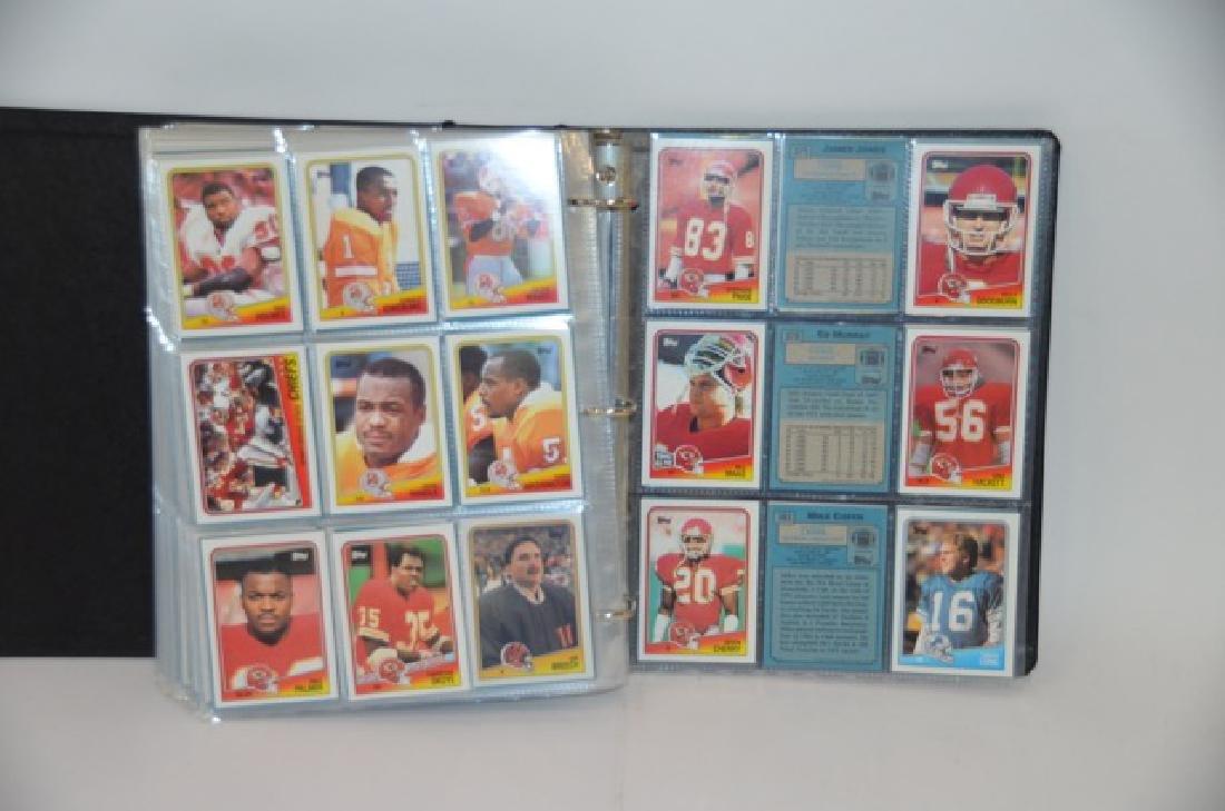 Topps NFL All Pro Super Rookies Binder(700) - 4