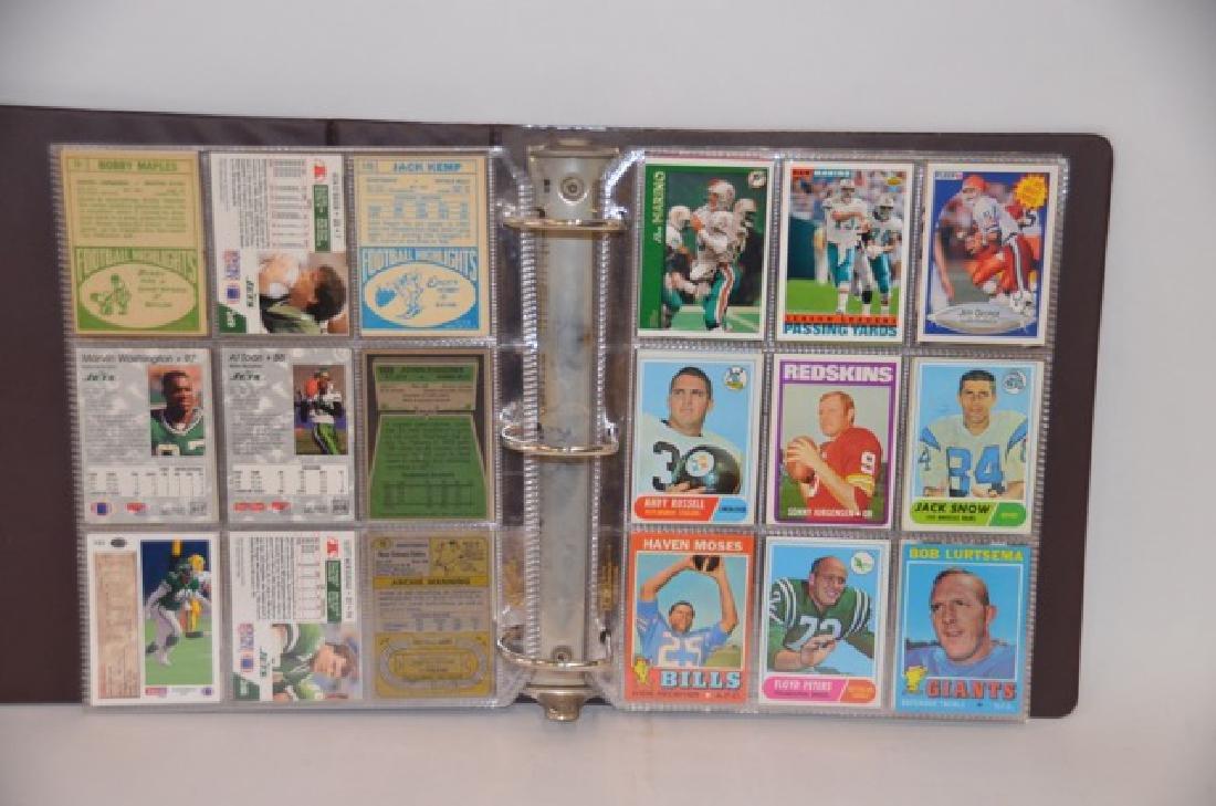 Topps Stadium 1960's-1980's Football Cards(190) - 3