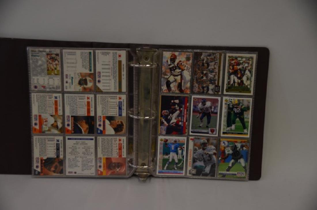 Topps Stadium 1960's-1980's Football Cards(190) - 4