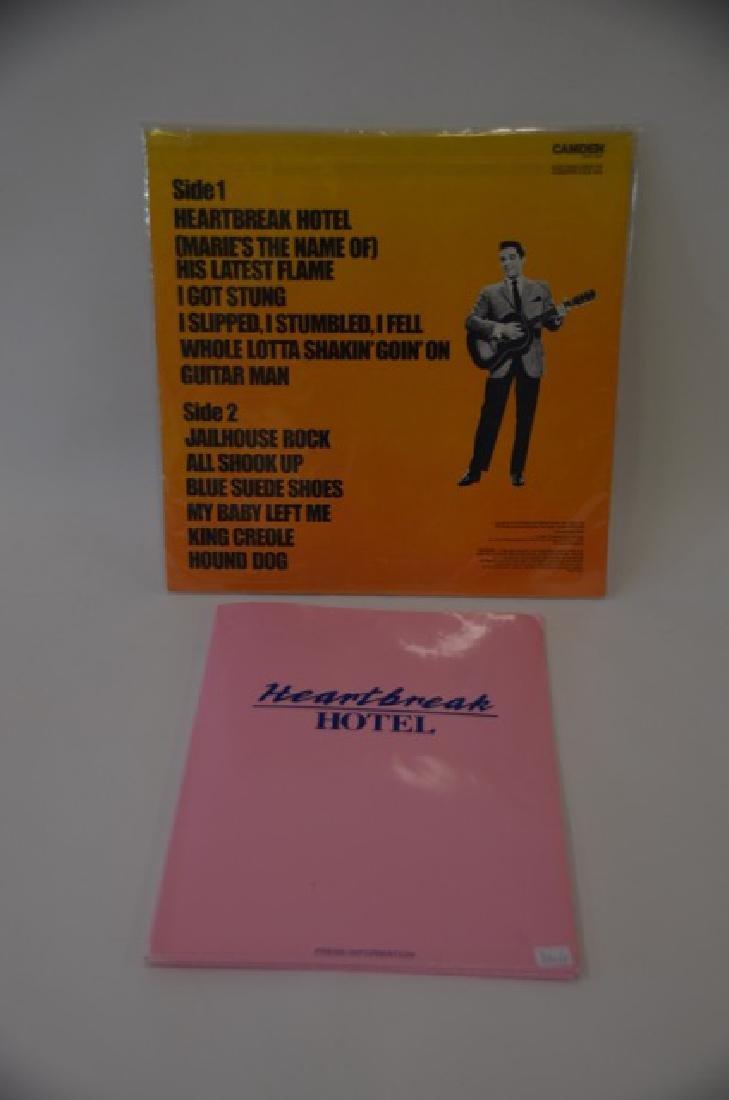 Heartbreak Hotel Album & Press Kit - 3