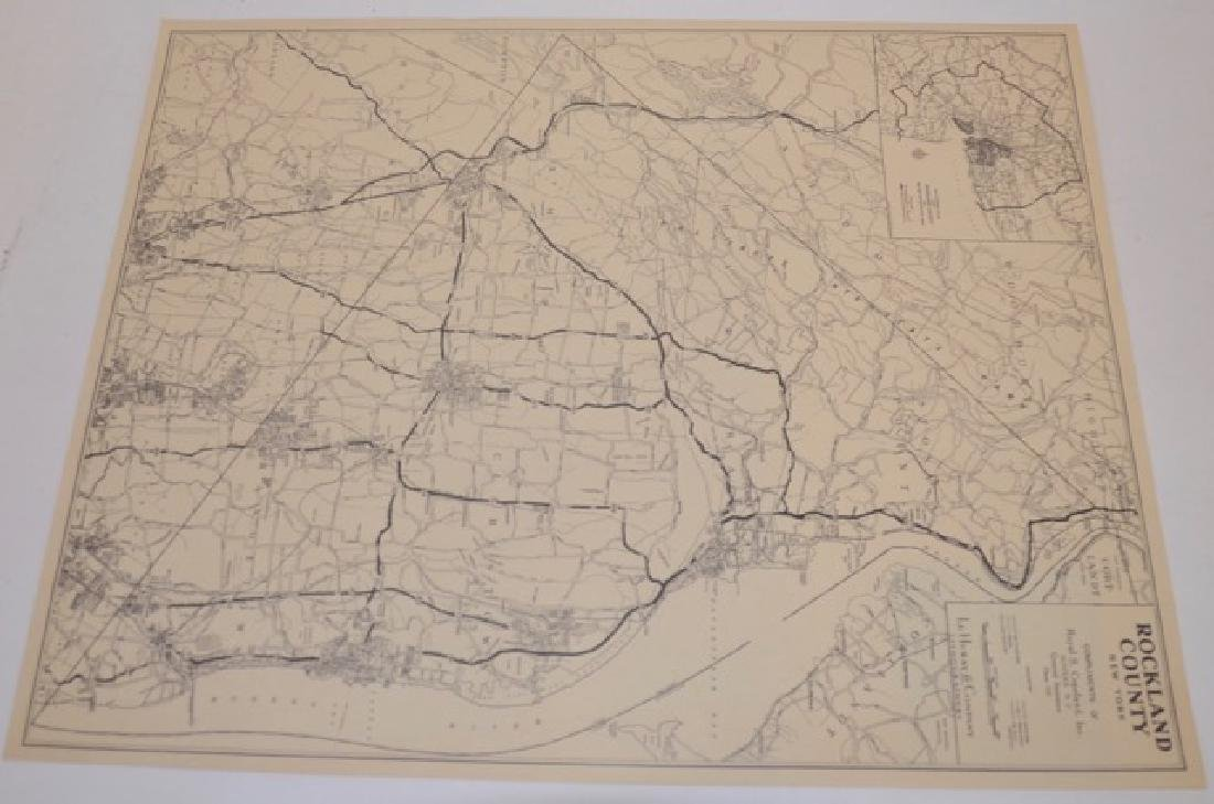 Maps of Rockland County & Suffern - 2