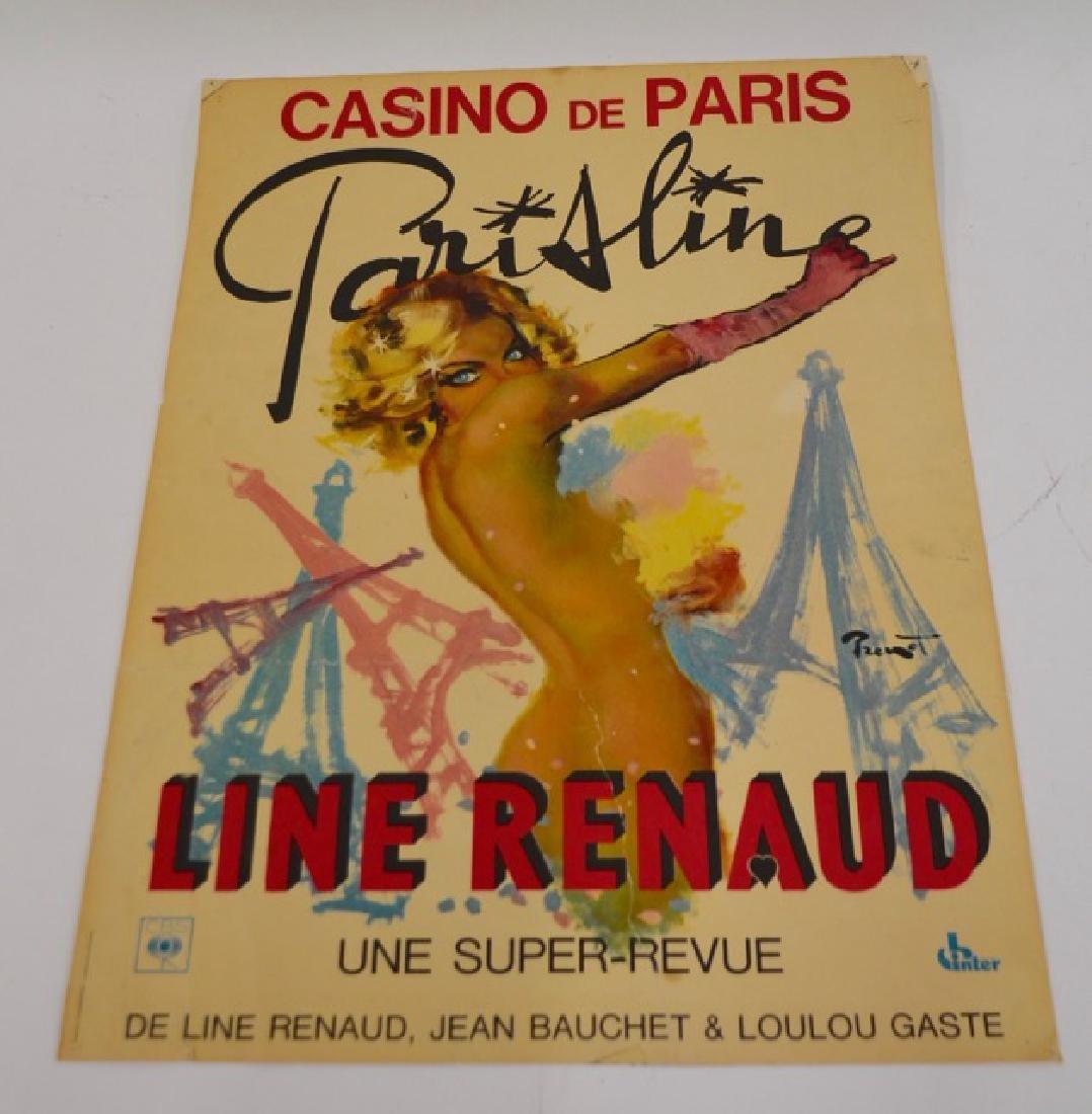 French Poster Casino de Paris