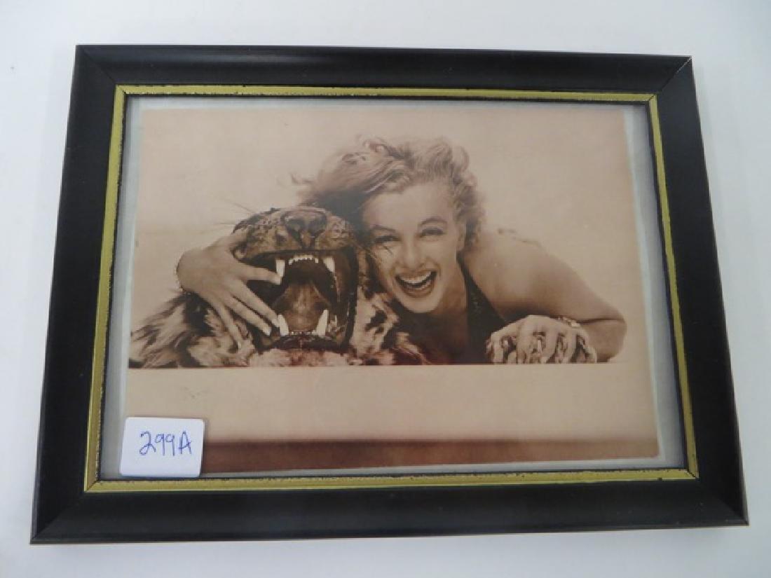 Marilyn Monroe Early Photograph