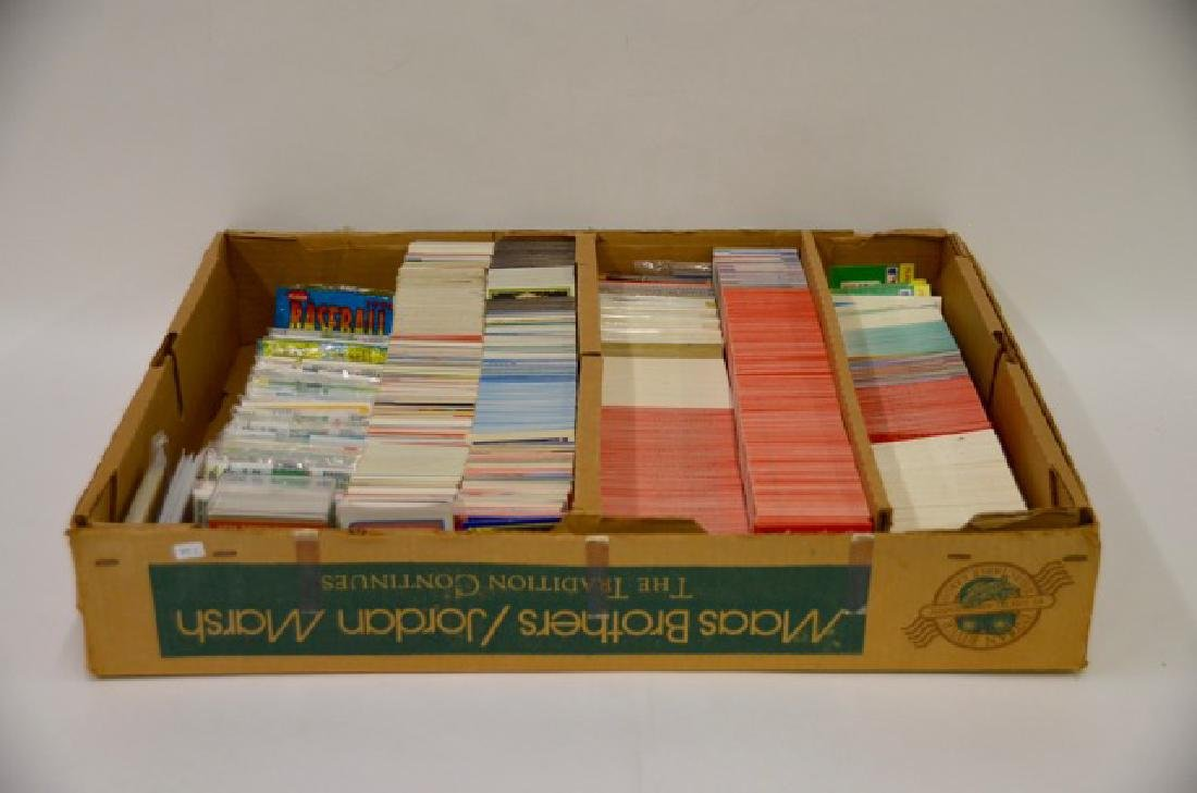 Baseball Card Collection. 70's-90's (4500)