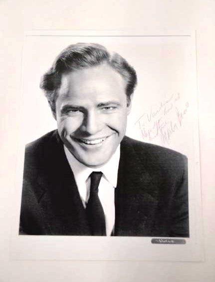 Marlon Brando Photograph