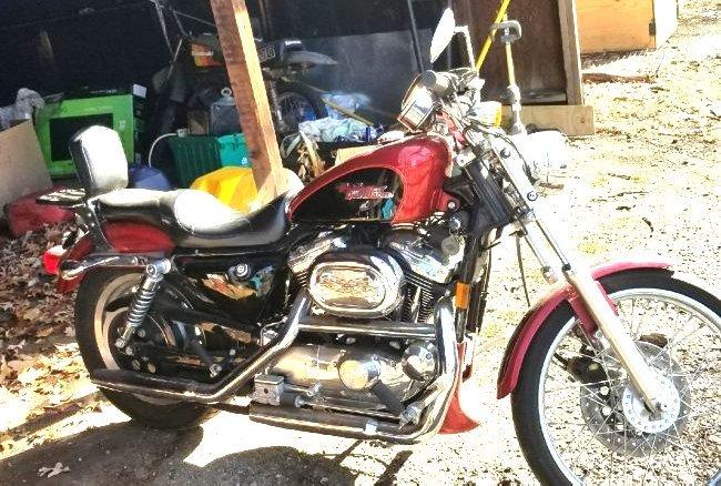 Harley Davidson 1200 Sportster - 3