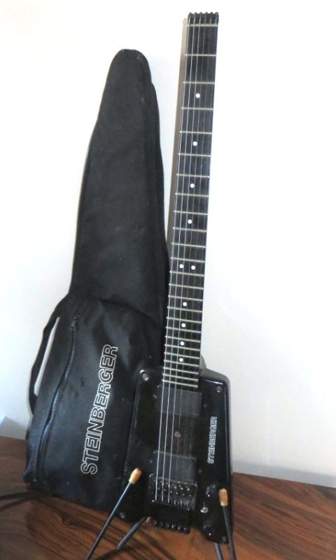 Steinberger Electric Headless Guitar