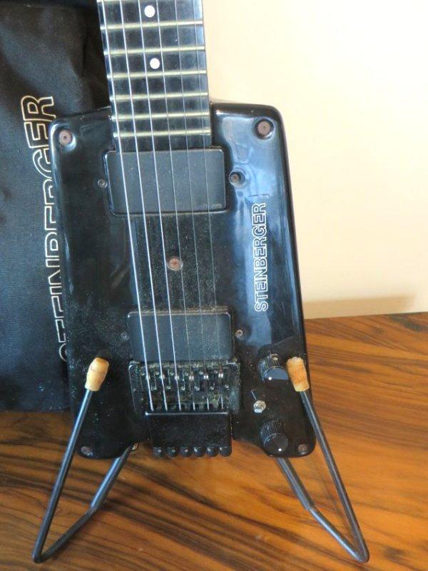 Steinberger Electric Headless Guitar - 2